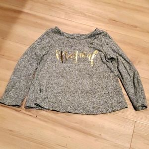 🏷3 for $10Cat & Jack girls sweater Size 18 months